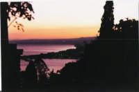 Tramonto da Taormina  - Taormina (3242 clic)