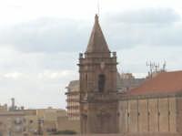 Campanile della chiesa della Madonna di Trapani  - Trapani (1966 clic)