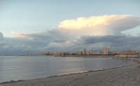 Arrivano le nuvole sulla città  - Trapani (1732 clic)