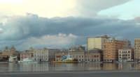 Nuvole in città  - Trapani (2135 clic)