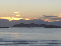 Colori al tramonto  - Egadi (3018 clic)