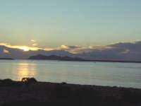 Colori al tramonto  - Egadi (2730 clic)