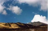 Colate visibili dal Rifugio Sapienza  - Etna (2707 clic)