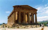 Il meraviglioso tempio della Concordia  - Agrigento (3033 clic)