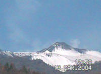 Cratere centrale  - Etna (2348 clic)