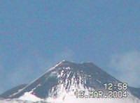Cratere centrale  - Etna (2353 clic)
