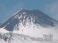 Cratere centrale  - Etna (2708 clic)