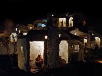 Particolare Presepe di Caltagirone in mostra presso l'Ente Fiera le Ciminiere di Catania Natale 2004  - Catania (3303 clic)