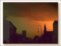 Pozzillo al tramonto  - Pozzillo (5204 clic)