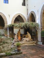 Il Chistro del Santuario di Calvaruso -Me-  - Villafranca tirrena (5077 clic)