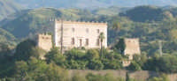 Il Castello di Bauso  - Villafranca tirrena (6893 clic)
