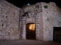 Castello di Bauso portale d'ingresso  - Villafranca tirrena (4600 clic)