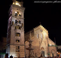 Il duomo by night.  - Messina (3407 clic)