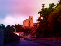 piano chiesa  - Serro di villafranca tirrena (5565 clic)