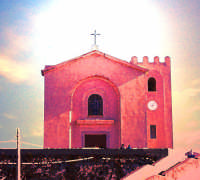 Chiesa della Candelora  - Serro di villafranca tirrena (5320 clic)