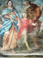 Chiesa Madonna della Candelora  chiesa della Candelora - Sacra famiglia - olio su tela dell'800.  - Serro di villafranca tirrena (8554 clic)