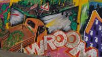 via dell'artigianato - l'arte dei murales  - Villafranca tirrena (3779 clic)