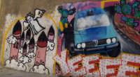 via dell'artigianato - l'arte dei murales  - Villafranca tirrena (3810 clic)