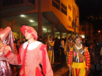 5 dicembre  sfilata della Corte   - Villafranca tirrena (7166 clic)
