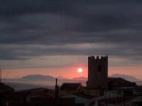 serro (tramonto)  - Villafranca tirrena (4446 clic)