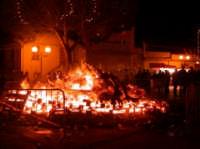 u Bamparizzu i San Nicola 5 Dicembre piazza Castello  - Villafranca tirrena (8103 clic)
