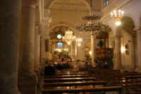 interno della Chiesa dedicata a S. Margherita d'Antiochia protettrice di Calvaruso.  - Calvaruso (6795 clic)