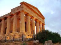 Tempio della Concordia - febbraio 2005  - Agrigento (3988 clic)