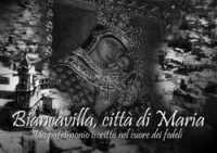 Biancavilla, città di Maria. foto Vincenzo Ventura. Elaborazione artistica Giovanni Stissi. foto 29-8-2004 La Grande Festa Estiva  - Biancavilla (2731 clic)