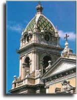 Particolare della Basilica Maria SS. dell'Elemosina  - Biancavilla (2900 clic)