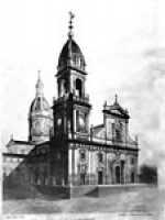 Progetto di Carlo Sada(1900) della Matrice  - Biancavilla (3430 clic)