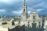 Veduta prospetto Basilica (foto del web)  - Biancavilla (5585 clic)