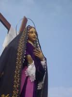 Simulacro della Vergine Addolorata. Venerdì Santo mattina 2005(by v.v.)  - Biancavilla (2510 clic)