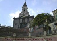 Chiesa madre di Trecastagni  - Trecastagni (2545 clic)