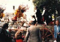 I carretti Siciliani in piazza Marconi .  - Trecastagni (4607 clic)