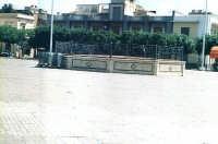 Piazza di Pachino e palco musicale  - Pachino (3985 clic)