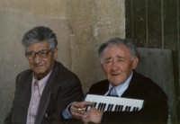 I musicisti comparse nel film di Gianni Amelio Porte Aperte 89  - Pachino (3469 clic)