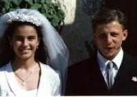Gli sposi comparse nel film di Gianni Amelio Porte Aperte 89  - Pachino (3211 clic)