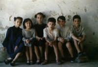 i ragazzi comparse nel film di Gianni Amelio Porte Aperte 89  - Pachino (3471 clic)