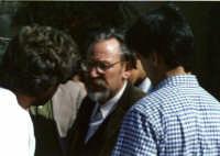 Renato Carpinteri il giurato nel film di Gianni Amelio Porte Aperte 89  - Pachino (3198 clic)