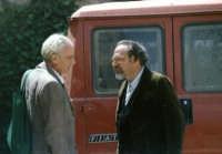 Gian Maria Volontè e Renato Carpinteri nel film Porte Aperte di Gianni Amelio 89  - Pachino (3936 clic)
