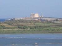 Isola di capo Passero,Castello spagnolo di Carlo V ( realizzato da suo nipote Filippo )  - Portopalo di capo passero (3033 clic)