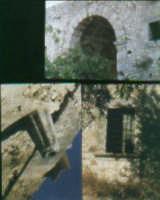 Particolari architettonici della Masseria..antico feudo e casale..  - Noto (1917 clic)