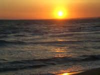 costa dell'ambra tramonto  - Pachino (2022 clic)