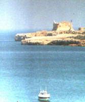 Isola di Capo Passero e Castello  - Portopalo di capo passero (6179 clic)