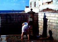 Cristina beve-Porto e torre Mulinazzo TERRASINI leo lima
