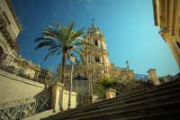 la chiesa di San Giorgio  - Modica (3137 clic)