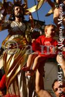 Festa del SS. Salvatore. I bambini affidati al Patrono.  - Militello in val di catania (2943 clic)
