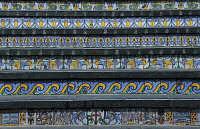 SCALINATA MONUMENTALE  - Caltagirone (2139 clic)