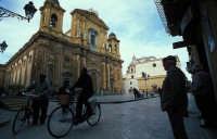 TERRE DEL MARSALA, LA CATTEDRALE E PIAZZA DELLA REPUBBLICA  - Marsala (3821 clic)