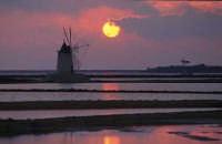 TERRE DEL MARSALA. LE SALINE DI ETTORE INFERSA  - Marsala (10597 clic)